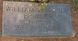 William Hamilton Browder
