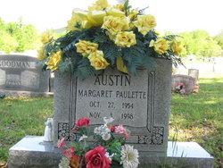 Margaret Paulette <i>Evans</i> Austin