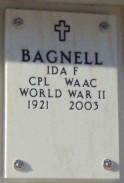 Ida Fay <i>Hooker</i> Bagnell