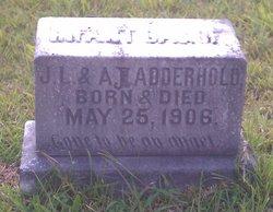Infant Adderhold