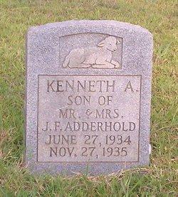 Kenneth A. Adderhold