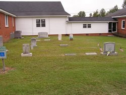 New Sandy Hill FWB Church Cemetery