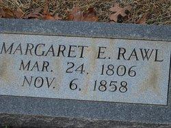 Margaret Elizabeth <i>Austin</i> Rawl