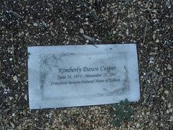 Kimberly Dawn Cosper