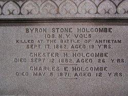 Pvt Byron Holcomb