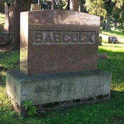 Mary L. <i>Morris</i> Babcock