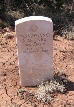 Donaciano Martinez