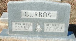 David Rufus Curbow