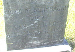 Emma M. Slaybaugh