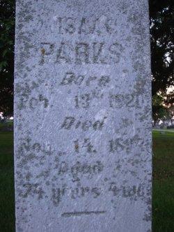 Isaac Parks