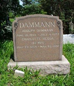 Charlotte <i>Requa</i> Dammann