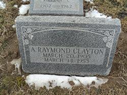 A. Raymond Clayton
