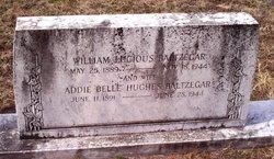 Addie Belle <i>Hughes</i> Baltzegar