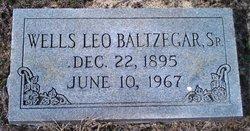 Wells Leo Baltzegar, Sr