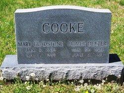 Mary <i>Gladstone</i> Cooke