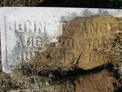 John Thomas Angle, Sr