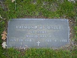 Raymond Manley Conley