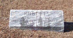 Mary F Roberts