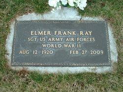 ELMER FRANK RAY