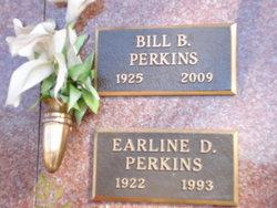 Earline D <i>Thompson</i> Perkins