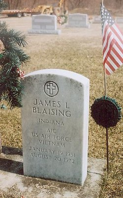 James L. Blaising