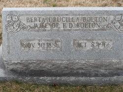Berta Drucilla <i>Campbell</i> Bolton