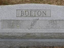 Reba <i>Sprinkle</i> Bolton