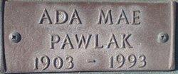 Ada Mae <i>Pawlak</i> Baldwin