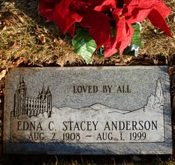 Edna C. <i>Stacey</i> Anderson
