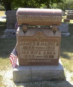 Elizabeth Anna Anna <i>Journy</i> Harner