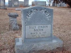 Billy Lyndon Bolton