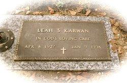 Leah <i>St. Peter</i> Karwan