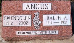 Ralph Allan Angus