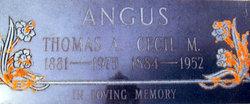 Thomas Andrew Angus