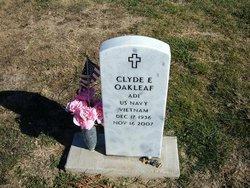 Clyde E. Oakleaf