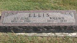 Icy June <i>Powell</i> Ellis