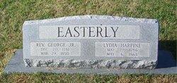 Rev George Easterly, Jr