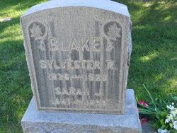Sylvester R. Blake