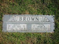 Ida Mae <i>Shepard</i> Brown
