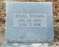 Texas Thomas