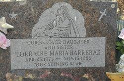Lorraine Maria Barreras