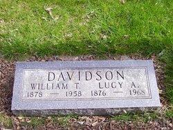 Lucy A Davidson