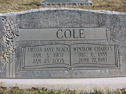 Winslow Charles Cole
