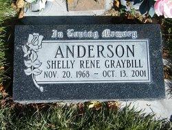 Shelly Rene <i>Graybill</i> Anderson