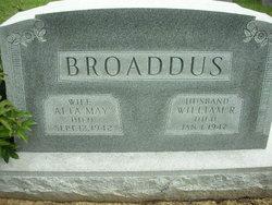 Alta May <i>Jones</i> Broaddus