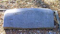 Leonard Homer Rakes
