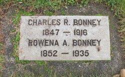 Rowena Ambrose <i>Mulkey</i> Bonney
