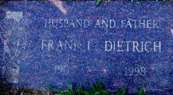 Frank L Dietrich