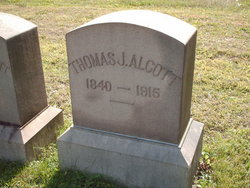 Sgt Thomas J. Alcott, Jr