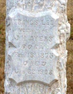 Francis Lee <i>Mears</i> Ayers